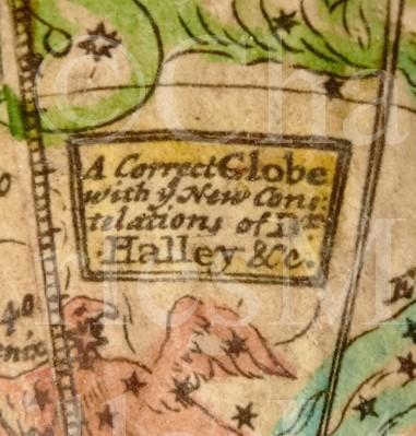 Lot 170 - [GEORGE ADAMS, LONDON]: 'A CORRECT GLOBE WITH...