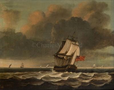 Lot 22 - DAVID DALBY OF YORK (BRITISH, fl.1780-1849)<br/>A...