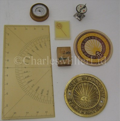"""Lot 164 - A COLLECTION OF """"DIALLING""""..."""