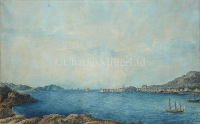 Lot 2 - ATTRIBUTED TO GEORGE CHINNERY (1774-1852)<br/>A...