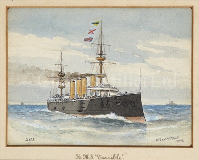 Lot 9 - WILLIAM FREDERICK MITCHELL (1845-1914)<br/>The...