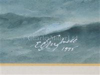 Lot 7-δ ERIC TUFNELL (BRITISH, 1888-1978): 'Flying Cloud' 1851; 'Vermont' U.S. clipper bark; 'Sea Witch'; 'Surprise'; 'Flying Eagle'