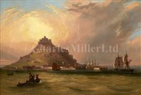 Lot 11 - ATTRIBUTED TO WILLIAM WILLIAMS OF PLYMOUTH...