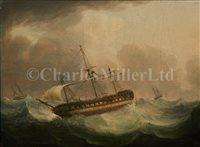 Lot 13 - THOMAS BUTTERSWORTH (BRITISH, 1768-1842)<br/>The...