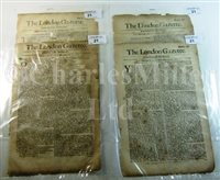 Lot 21 - THE BATTLE OF SOLEBAY - 28TH OF MAY 1672<br/>a...