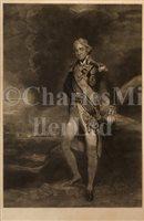 Lot 31 - AFTER JOHN HOPPNER - Nelson, Mezzotint by Charles...